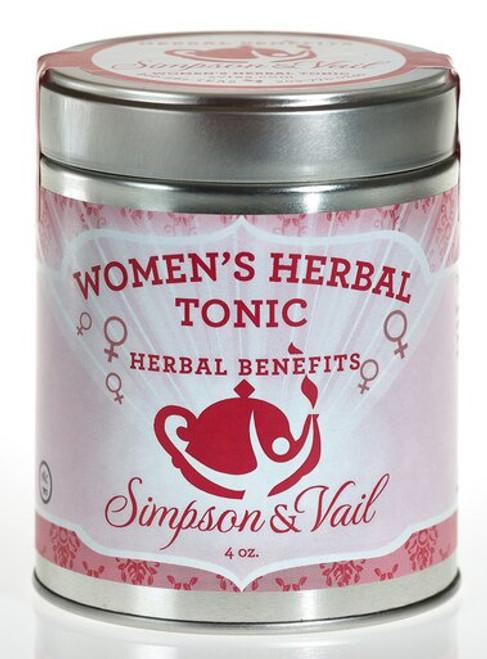 Women's Herbal Tonic Herbal Tisane