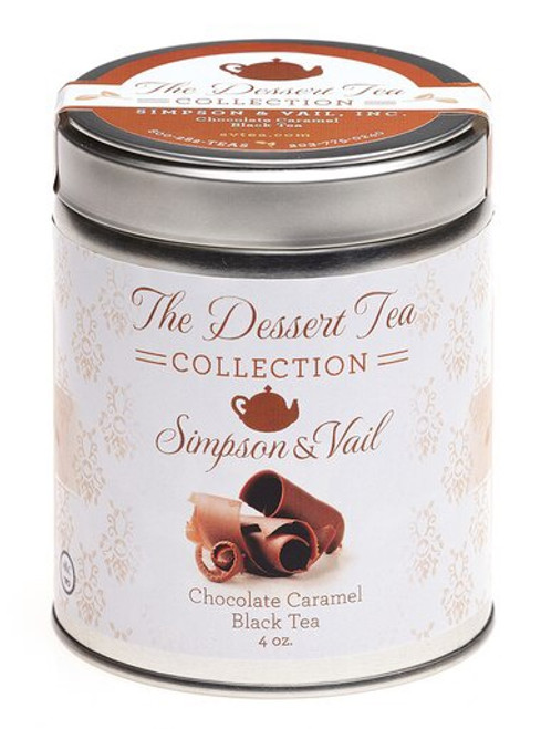 Chocolate Caramel Black Tea