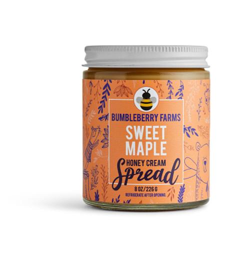 Sweet Maple Honey Cream