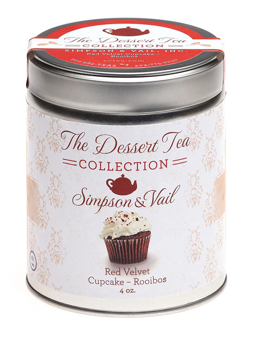 Red Velvet Cupcake Rooibos Tea
