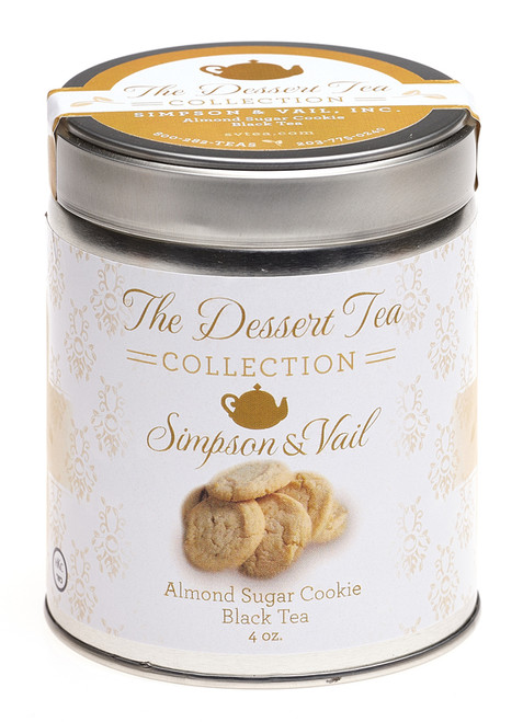 Almond Sugar Cookie Black Tea