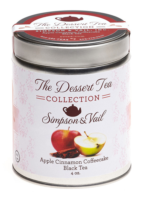 Apple Cinnamon Coffeecake Black Tea