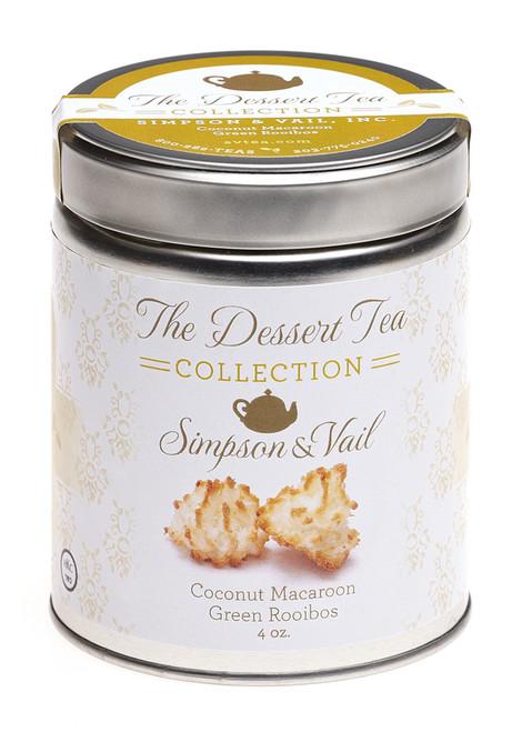 Coconut Macaroon Green Rooibos Tea