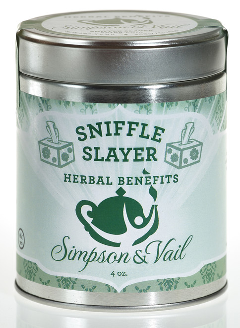 Sniffle Slayer Herbal Tisane