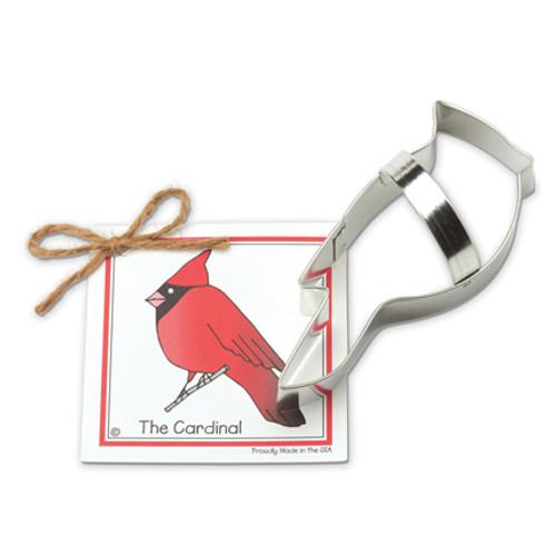 Cardinal Cookie Cutter