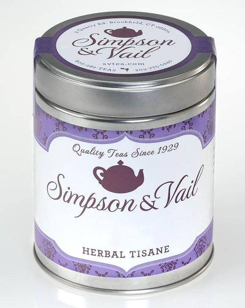 Organic Orange Cranberry Herbal Tisane