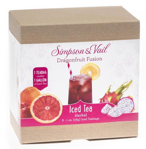 Dragonfruit Fusion Iced Tea Bags