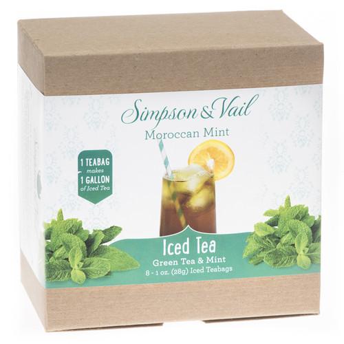 Moroccan Mint Iced Tea Bags