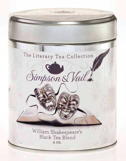 William Shakespeare's Black Tea Blend