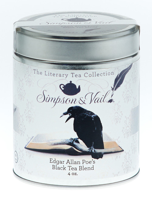 Edgar Allan Poe's Black Tea Blend