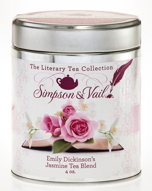 Emily Dickinson's Jasmine Tea Blend