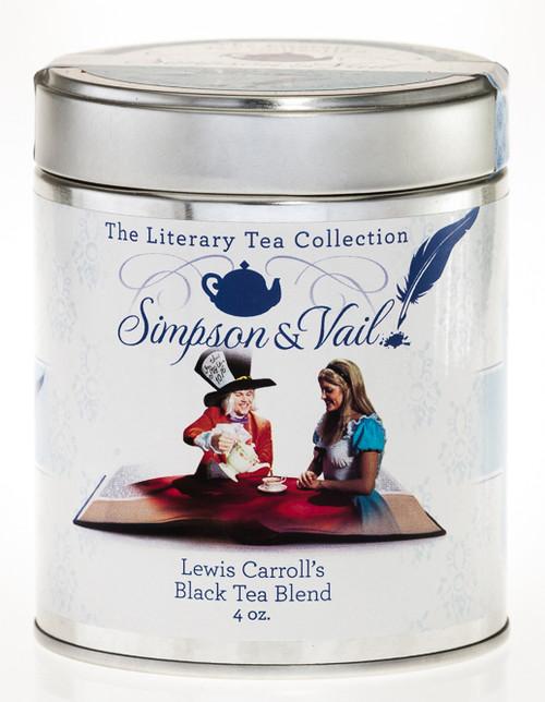 Lewis Carroll's Black Tea Blend
