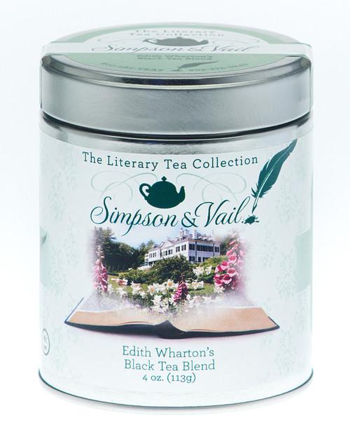 Edith Wharton's Black Tea Blend