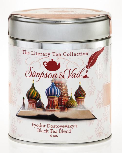 Fyodor Dostoyevsky's Black Tea Blend