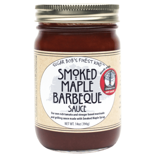 Smoked Maple Barbeque Sauce