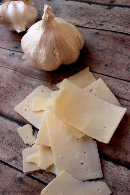 Garlic Parmesan Infused EVOO