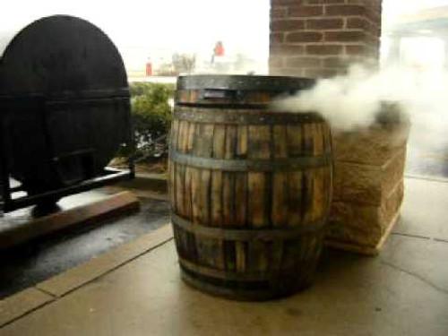 Bourbon Barrel Smoked EVOO