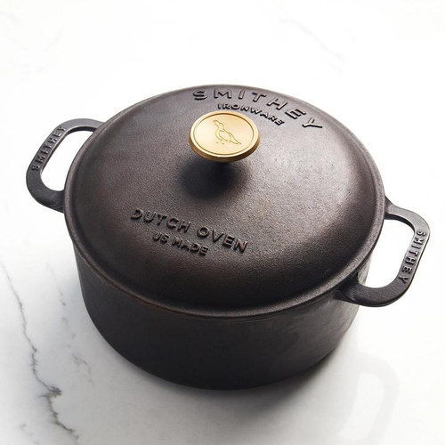 5.5 QT Cast Iron Dutch Oven