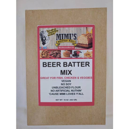 Beer Batter Mix