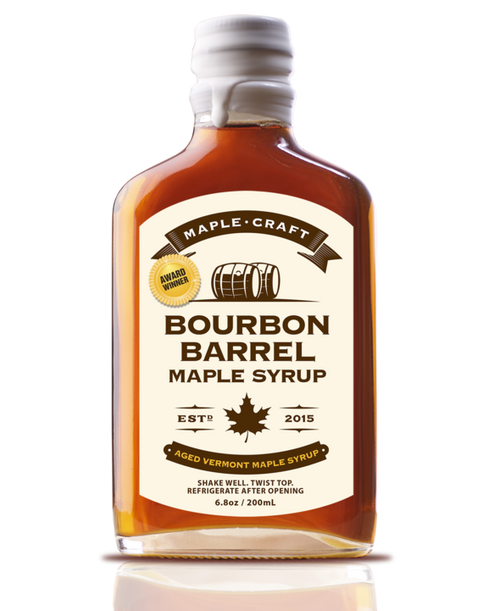 Maple Syrup - Bourbon Barrel Maple