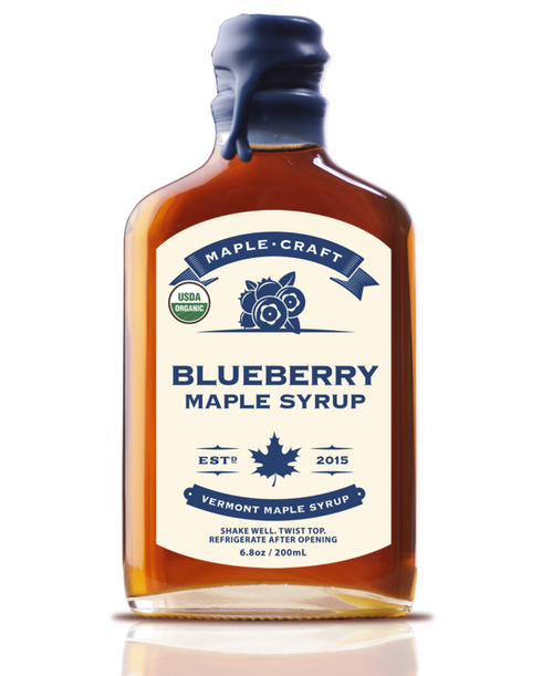 Maple Syrup - Blueberry