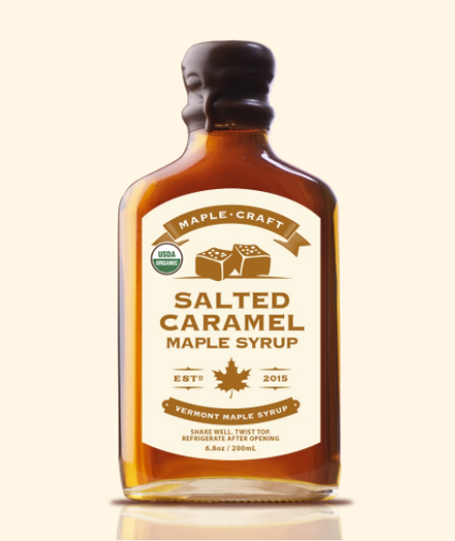 Maple Syrup - Salted Caramel