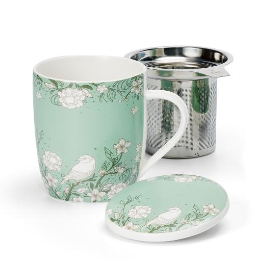 Songbird Tea Infuser Mug