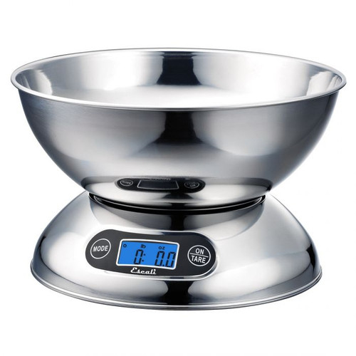 Rondo SS Bowl Scale
