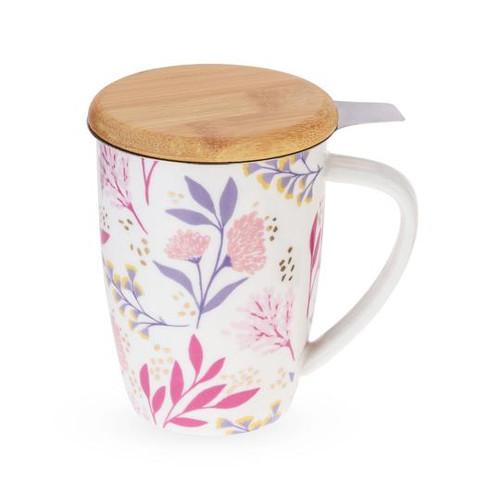 Bailey Botanical Bliss Mug w/Infuser