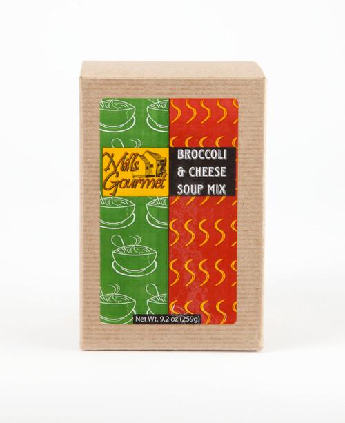 Broccoli & Cheese Soup Mix