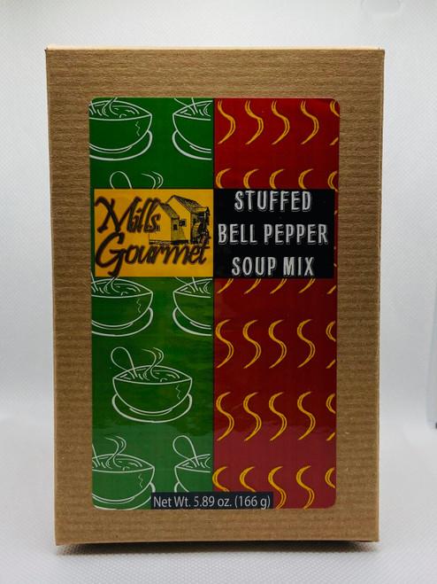 Stuffed Bell Pepper Soup Mix
