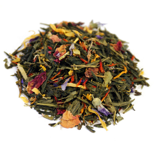 Spring Blossom Green Tea