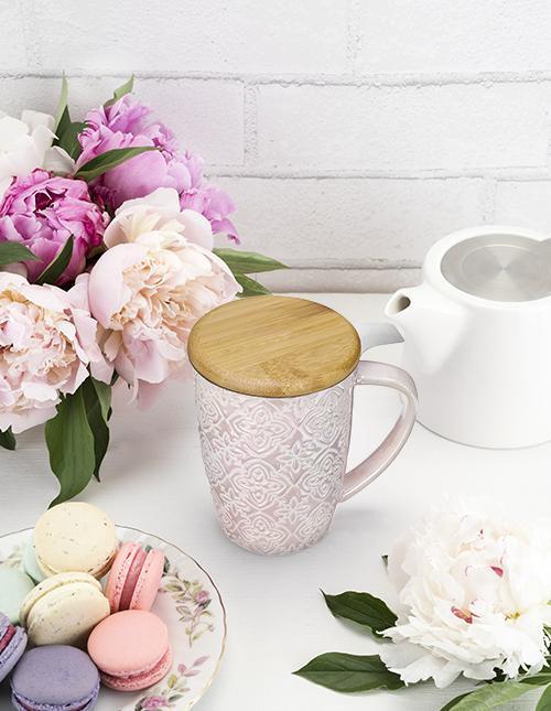 Bailey Marrakesh Tea Infuser Mug