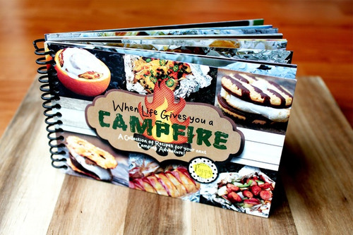 Campfire Mini Cookbook