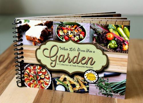 Garden Mini Cookbook
