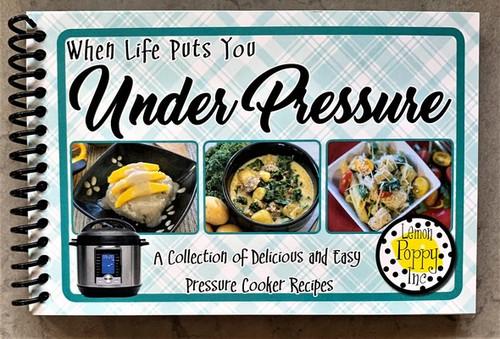 Under Pressure Mini Cookbook