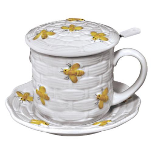 Bee Infuser Mug