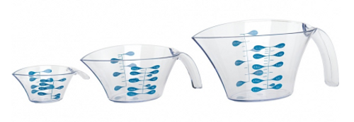 Angled Measuring Cups Set