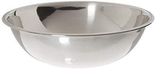 Stainless Steel Mixing Bowl - 20 qt