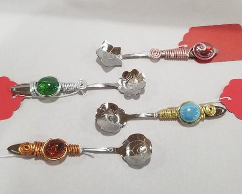 Jewel Fancy Spoons