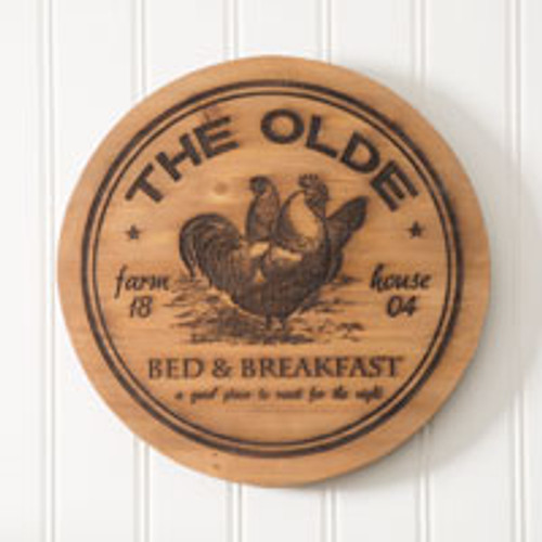"""The Olde"" Lazy Susan"