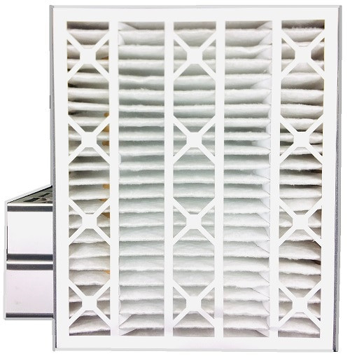 20x25x5 MERV 10 Replacement HVAC filters for TRION Air Bear 3 Pack
