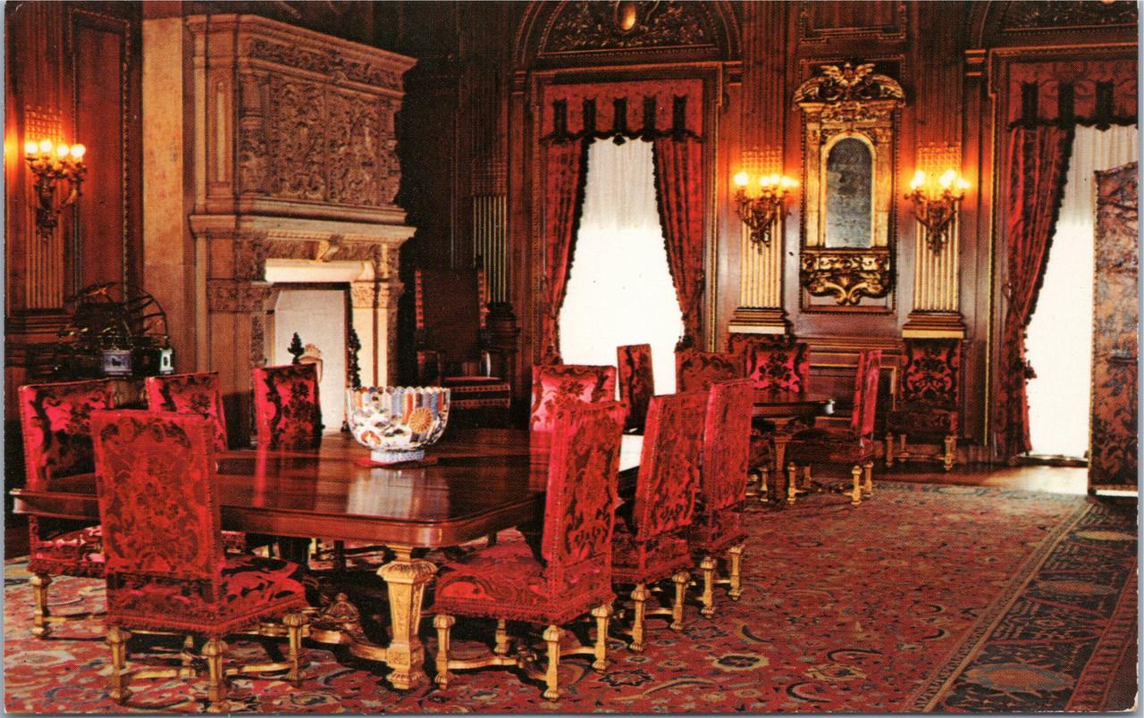 Vanderbilt Mansion Dining Room 13 6571