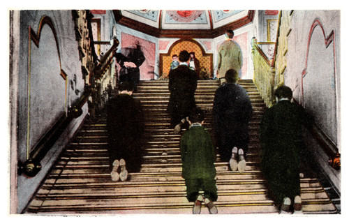 Escalier Sainte, Scala Santa - Holy Stairs, Scala Santa, Ste. Anne de Beaupre, Canada