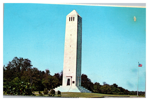 Chalmette National Historial Park Monument Andrew Jackson