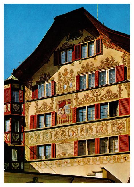 Luzern, Alstadt - Schweiz