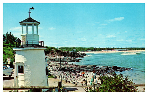 Lobster Point Light, Ogunquit