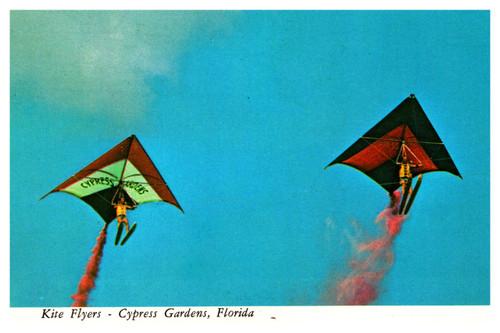 Cypress Gardens Kite Flyers