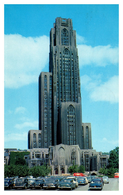 Cathedral of Learning, Univeristy of Pittsburgh