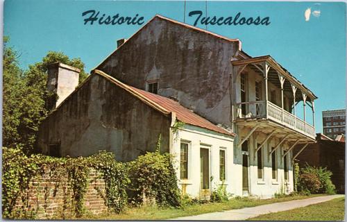 Old Stagecoach Inn Tuscaloosa Alabama